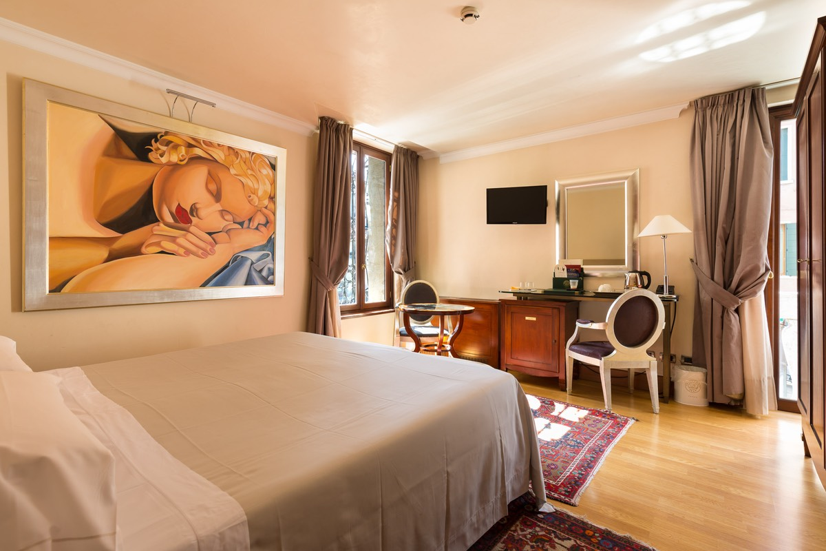 Junior Suite Con Vista Canale